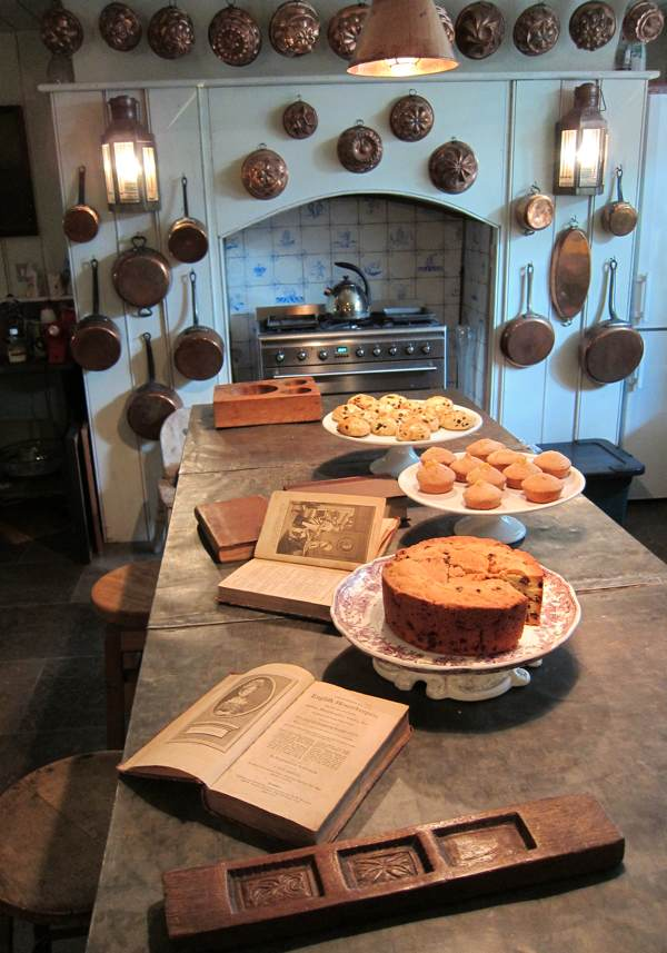 The Historic Cakes of Spitalfields