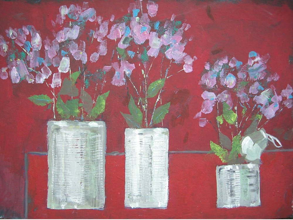 A Botanist takes to Paint