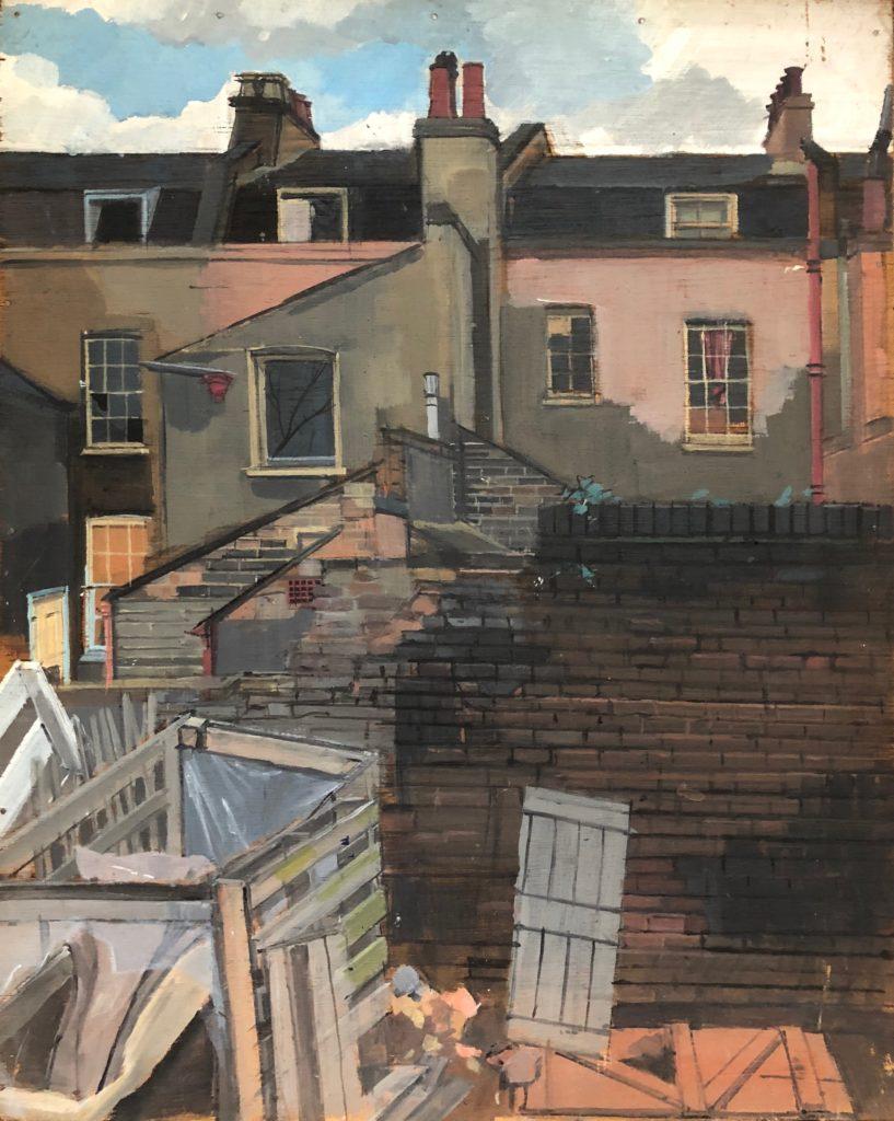 Peri Parkes, Conder Street 1 (c1979) Sold