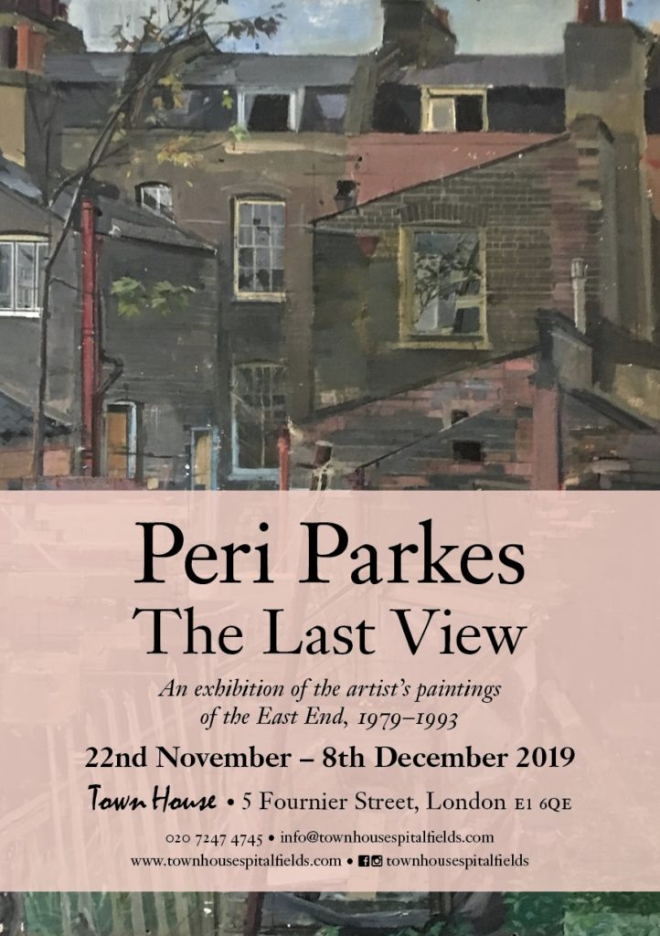 Peri Parkes, The Last View