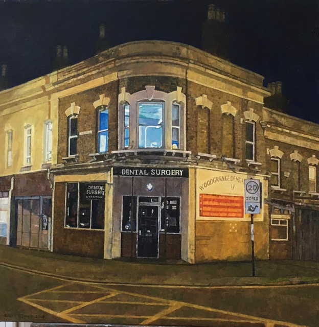 The Dental Surgery by Doreen Fletcher for sale as part of the exhibition Still Standing at Town House Spitalfields