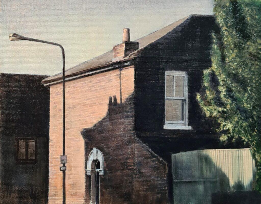 Chris Thompson Across the Street Town House Open exhibition