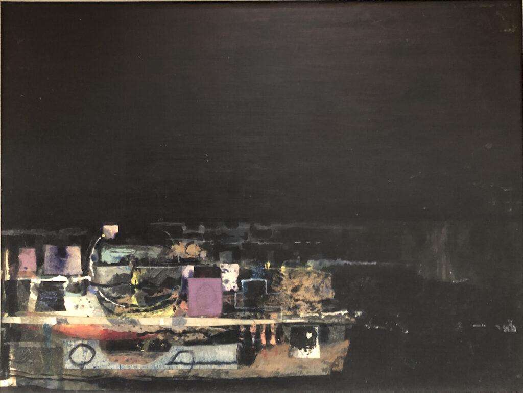 Night Landscape by Michael Ayrton, c1962 £4,250