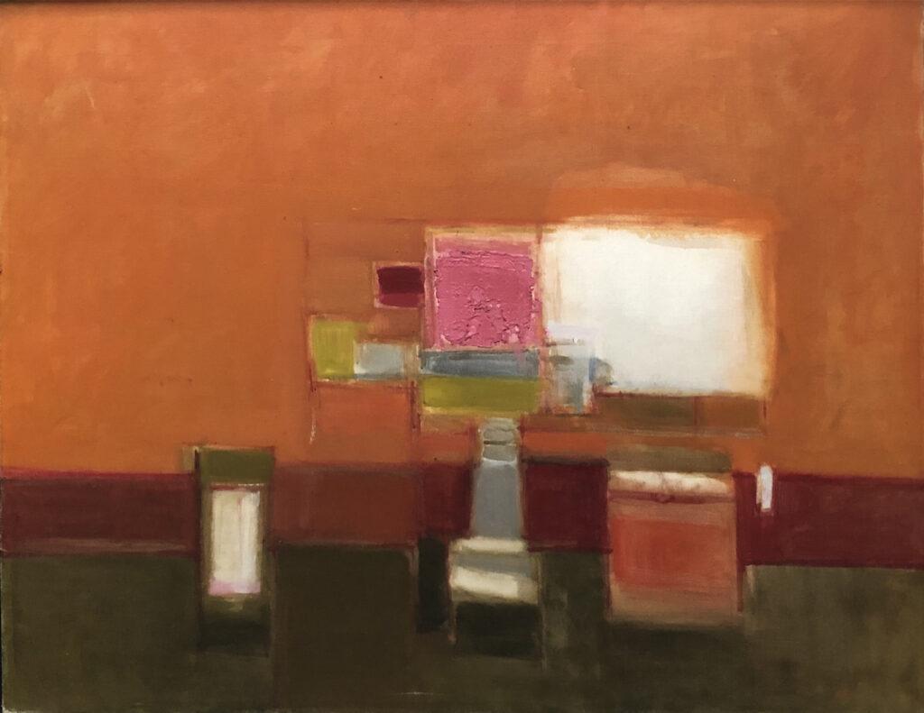 Abstract Still Life by Robin Warnes c1980 £1,750